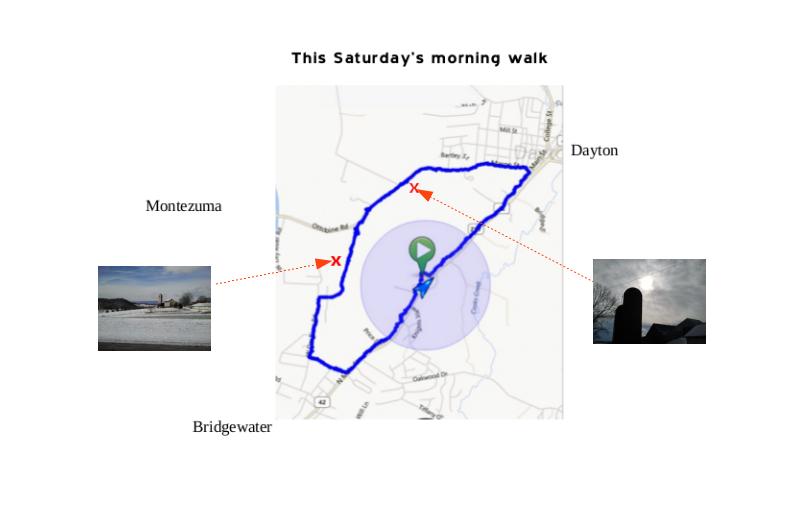 Saturday walk 3